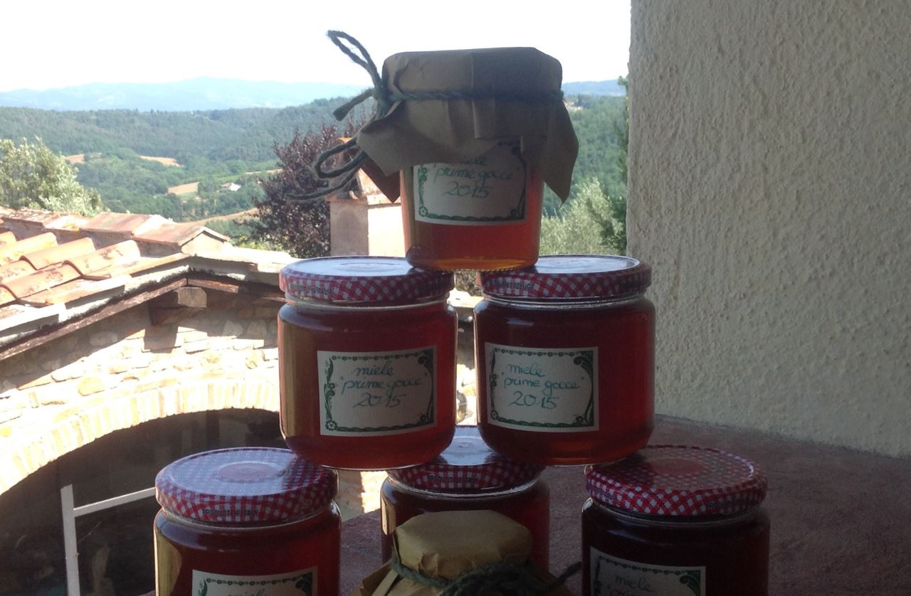 Honey Podere Consalvo